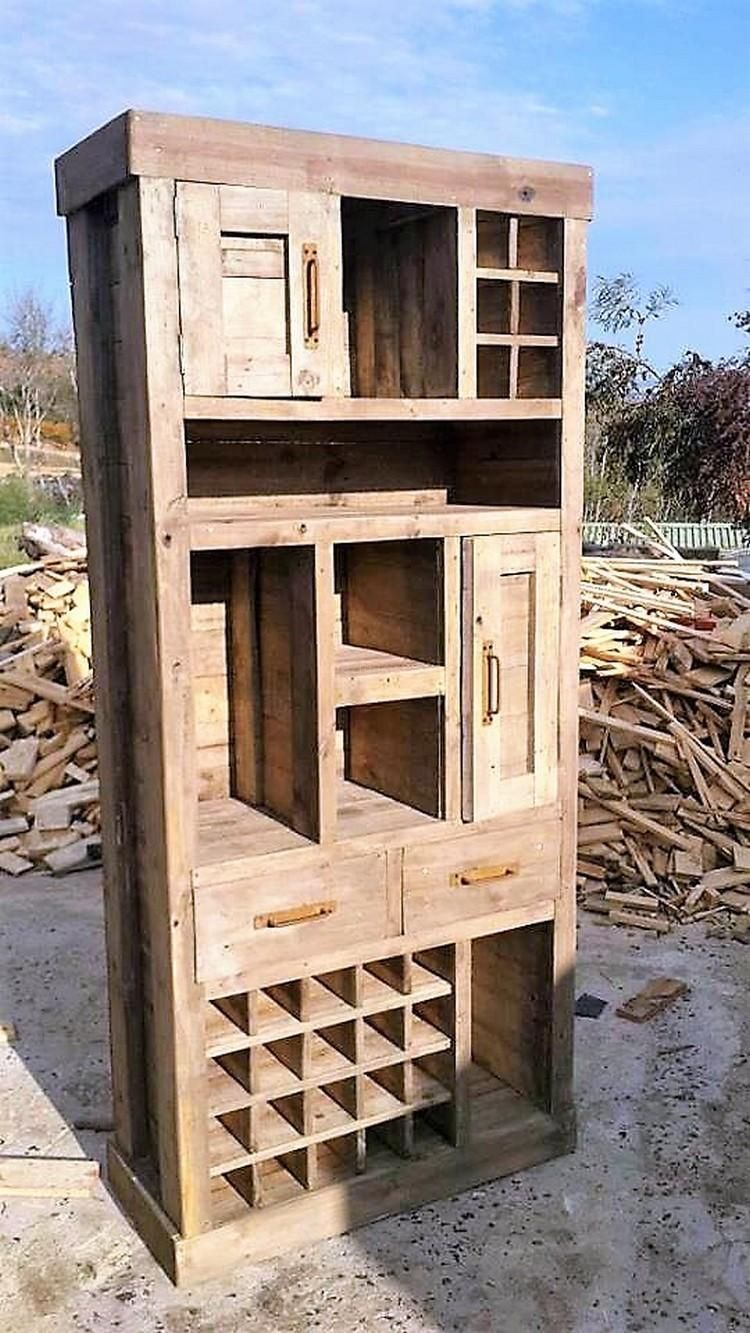 20 Unique Wooden Pallet Ideas Youll Love With A Construire