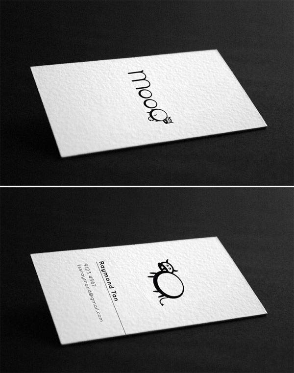 55 minimal business card designs marketing ideas pinterest 20 creative eye catchy business card for inspiration colourmoves