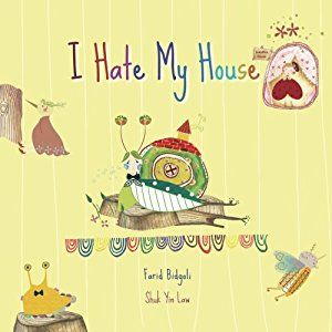 , Book review of I Hate My House, Family Blog 2020, Family Blog 2020