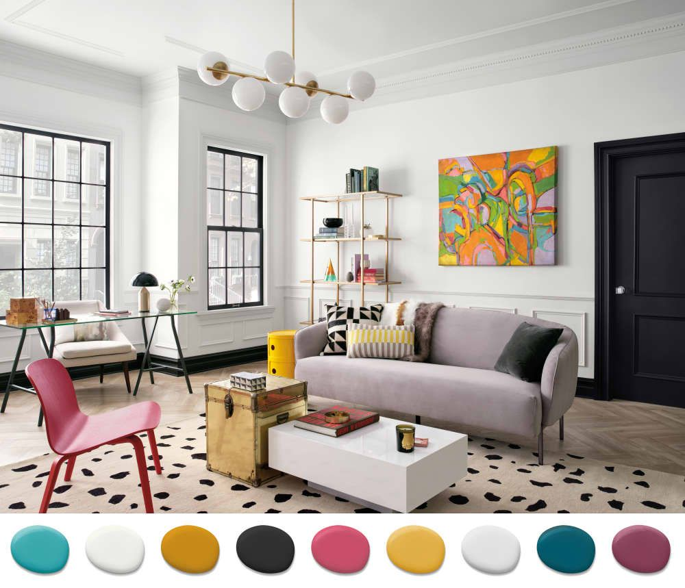 Sherwin Williams On What Color Palettes Will Take Us Into 2020 And