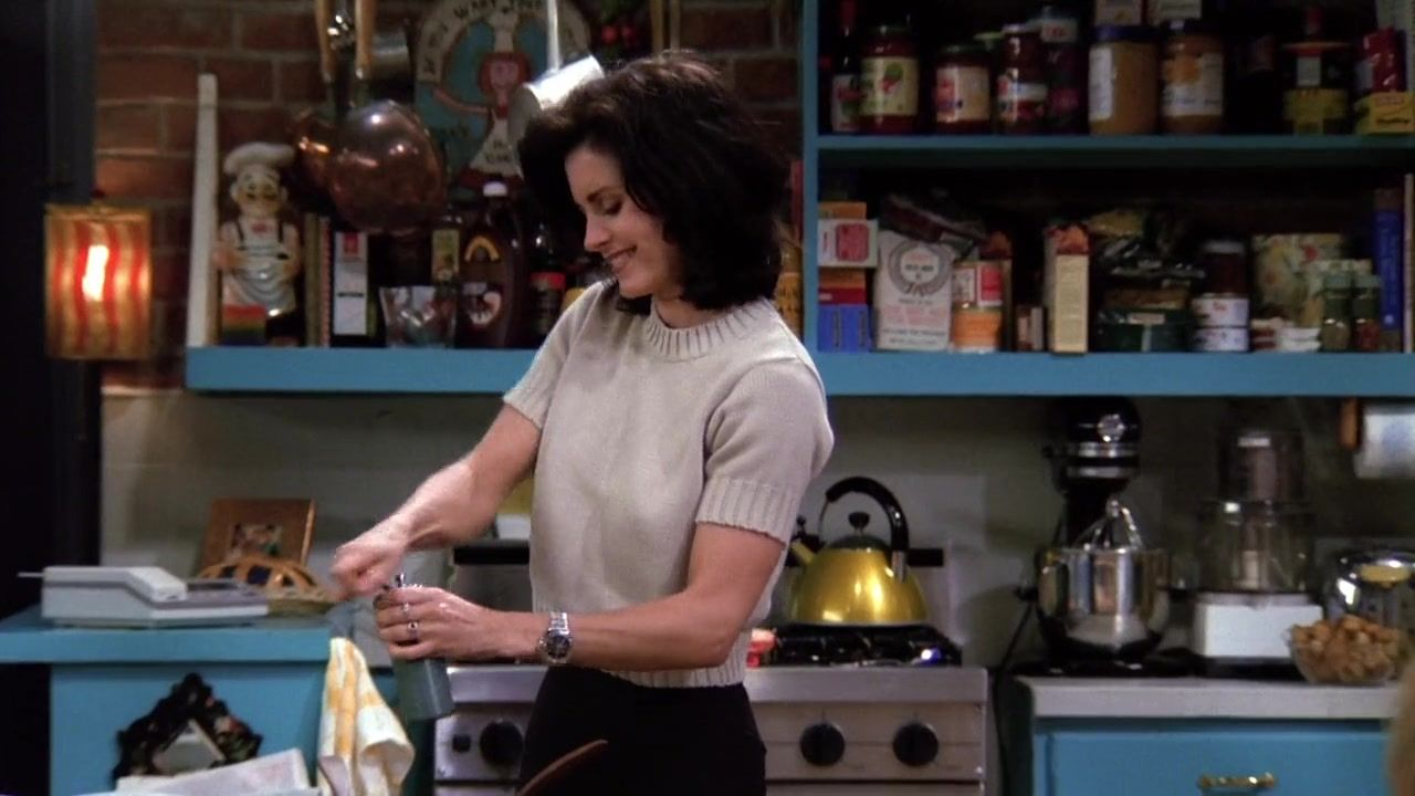 Image result for friends season 1 episode 22 | Shopping