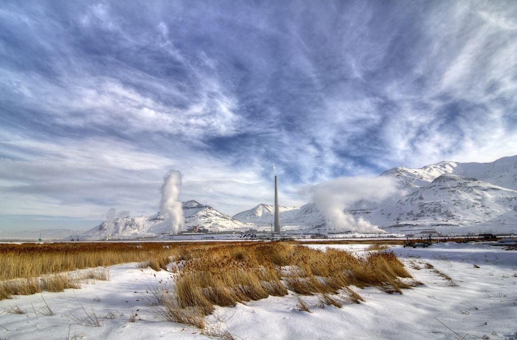 All sizes | Kennecott Smokestack, Salt Lake Co, UT | Flickr - Photo Sharing!