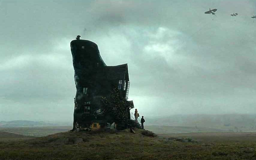 Have Your Own Howl S Moving Castle Via Themysciran Com Luna