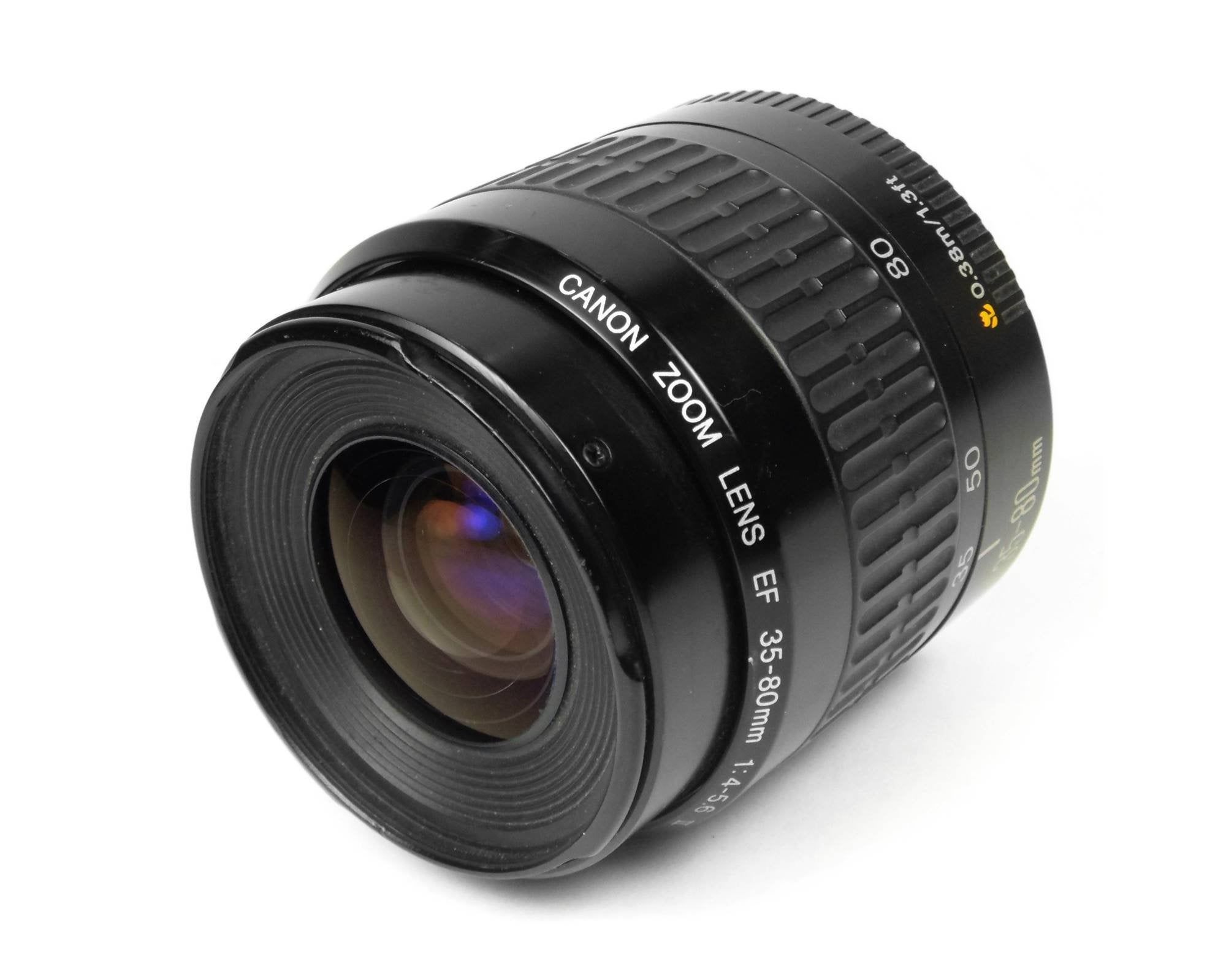 Canon 35 80mm Ef Mount Zoom Lens For Film Or Digital Canon Eos Etsy Zoom Lens Canon Slr Camera Leica Camera