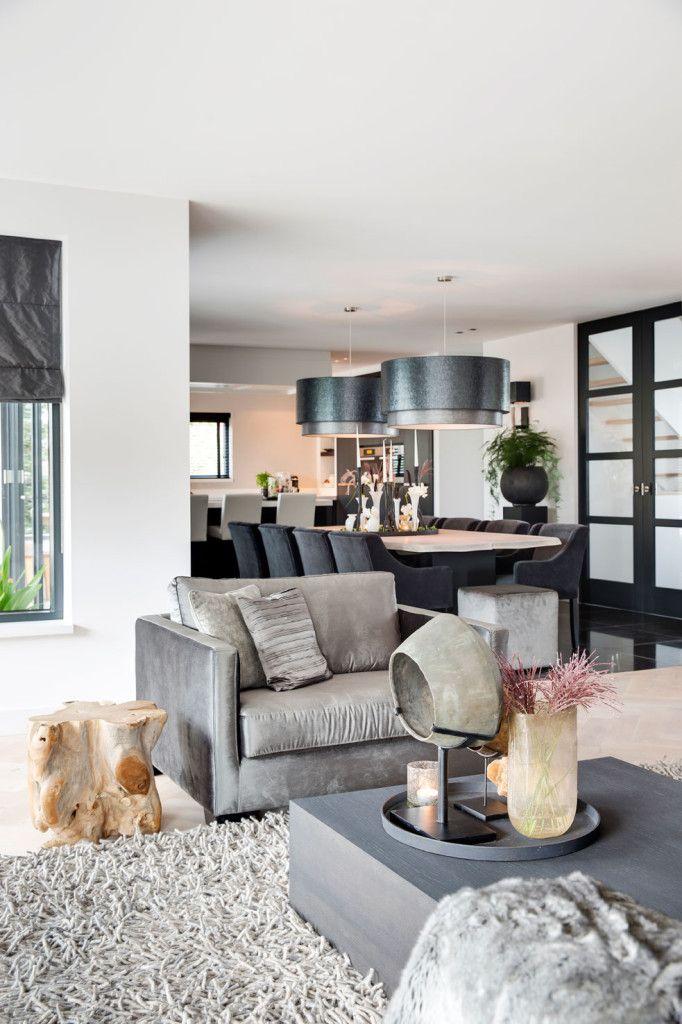 Projecten Thuisdecoratie Huis Interieur Interieur Woonkamer