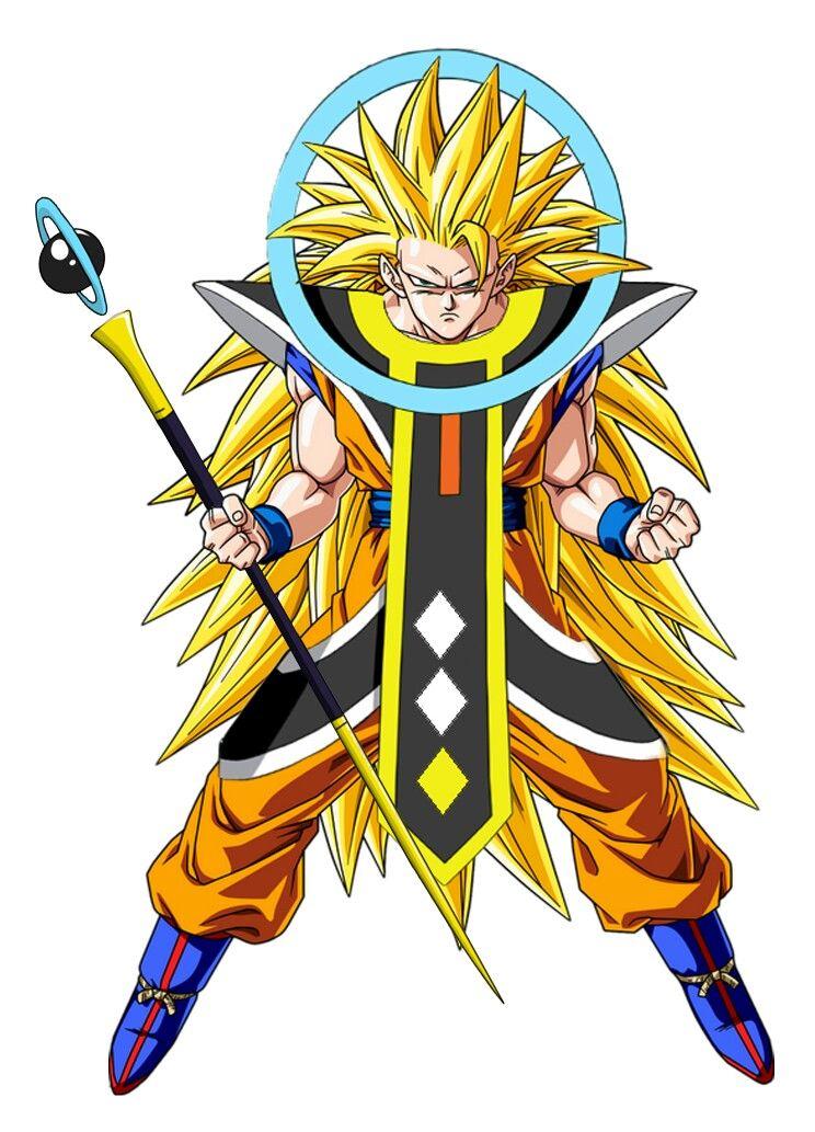 Goku ssj3 angel