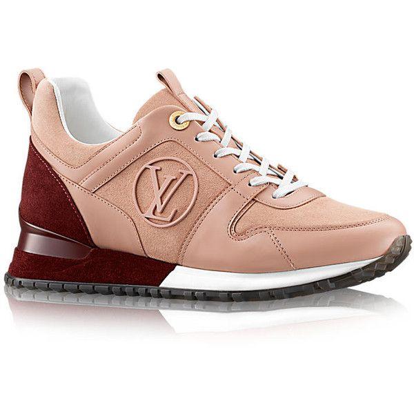 louis vuitton pink run away sneaker