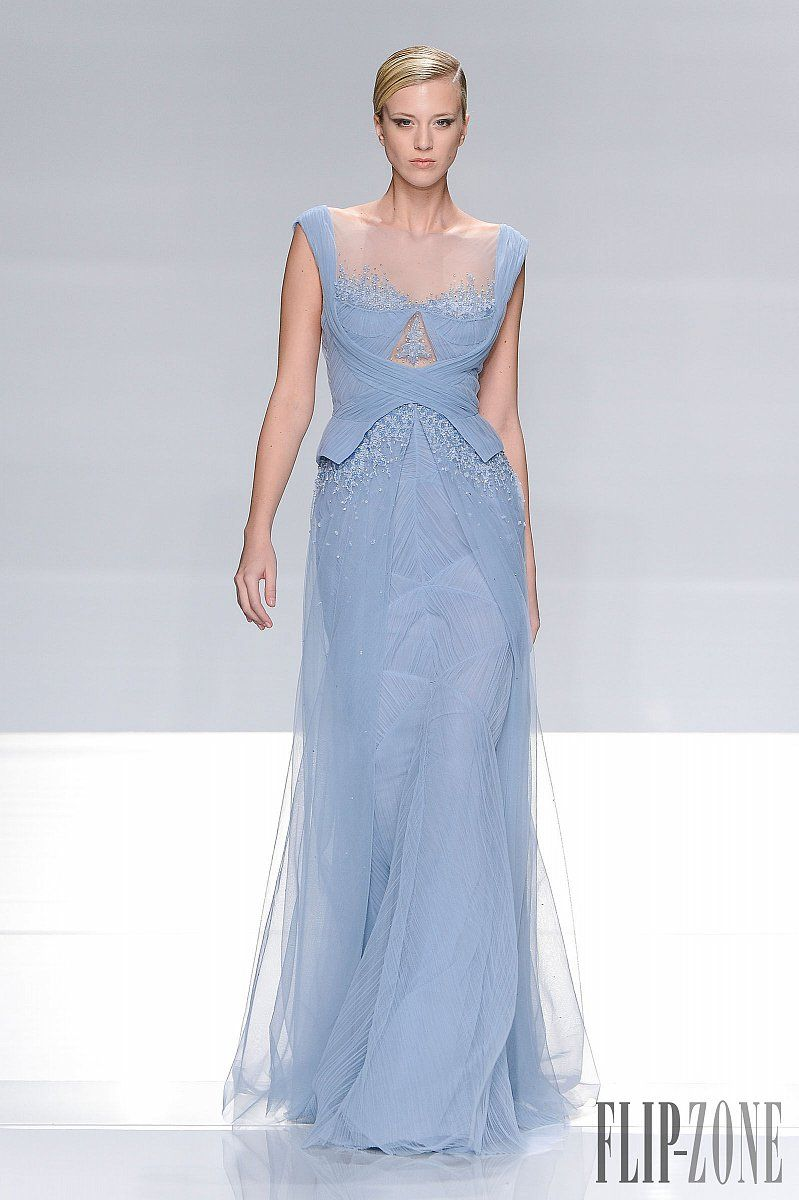 Tony Ward Spring-summer 2013 - Couture