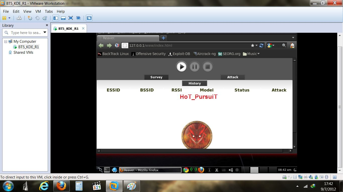 Reaver Pro ISO (WIFI Hack Full Working) Latest Download