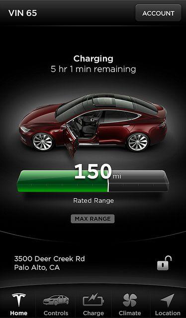 Home Charging by Tesla Motors Events, via Flickr | Tesla ...