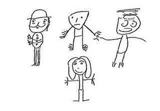 صعوبات التعلم اختبار رسم الرجل لجودانف لقياس الذكاء عند الاطفال Comics Blog Posts Fictional Characters