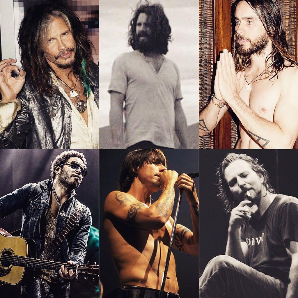 Lenny kravitz pants tear bing images - Steven Tyler Jim Morrison Jared Leto Lenny Kravitz Anthony Kiedis Eddie