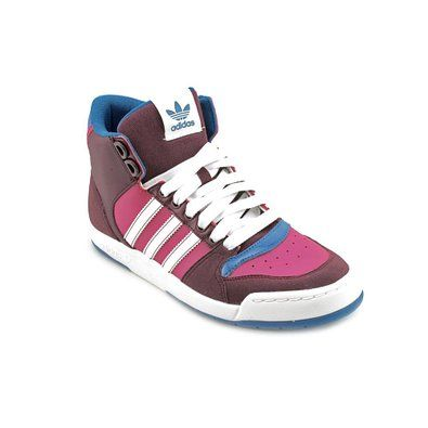 91bb01debc2e0 Amazon.com: Adidas Midiru Court Mid 2.0 Womens Size 9 Burgundy ...