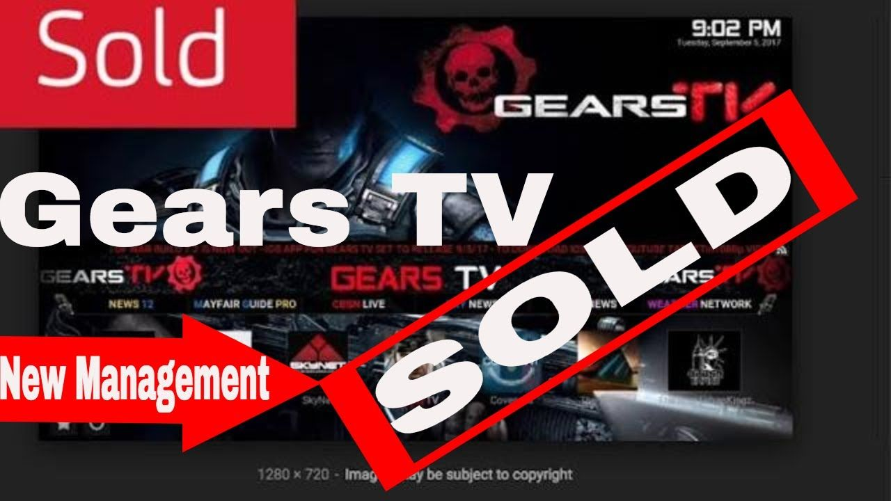 Gears Tv Has been sold| Whats the future of Gears and whats