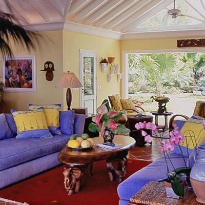 Caribbean Decor