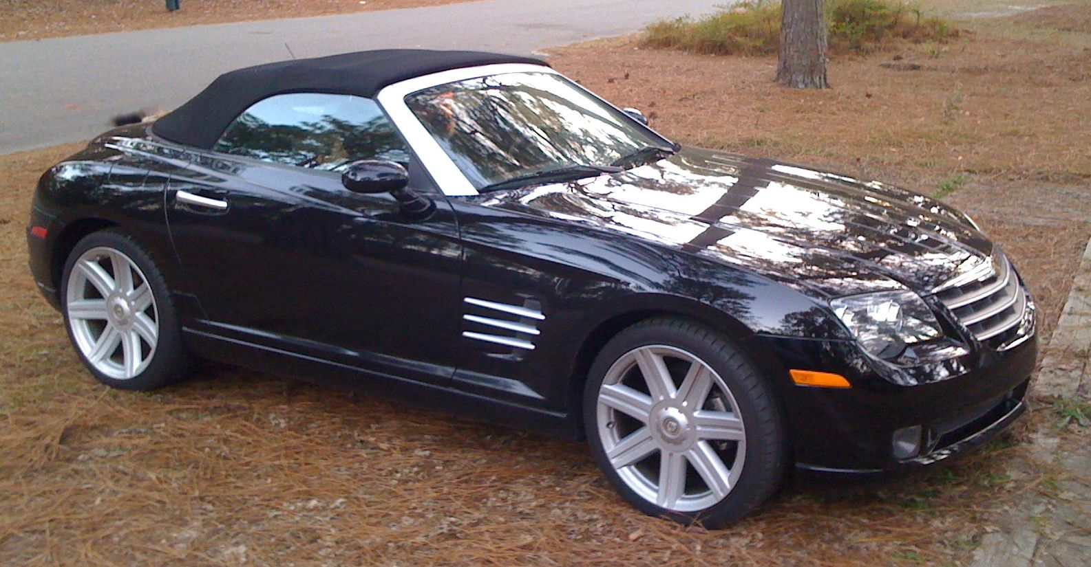 sale medium convertible cars the in for crossfire usa chrysler