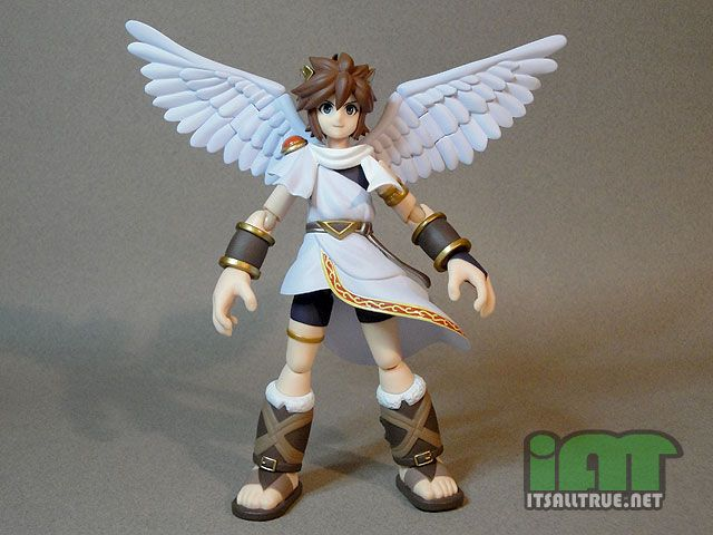 Vault Review Figma Pit (Kid Icarus) « Itu0027sAllTrue.Net & Vault Review: Figma Pit (Kid Icarus) « Itu0027sAllTrue.Net | Halloween ...