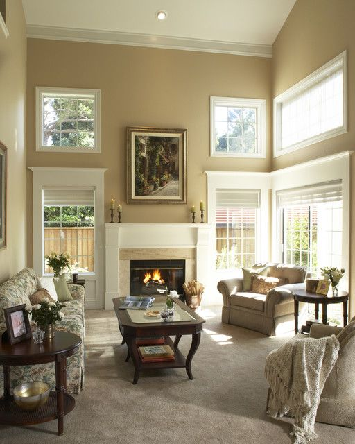 Living Room Designs Traditional Glamorous Living Room  Traditional  Living Room  San Francisco Decorating Design