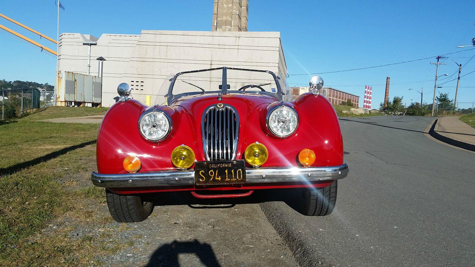Jaguar 1952 Replica/kit Eagle Coach Works XK120 | Replica cars for ...