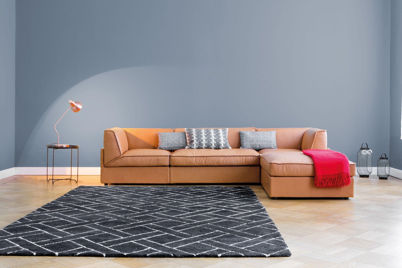 Design Modul Sofa Fila In Hellgrau Sitzfeldt Com Modul Sofa Sofa Design Sofa