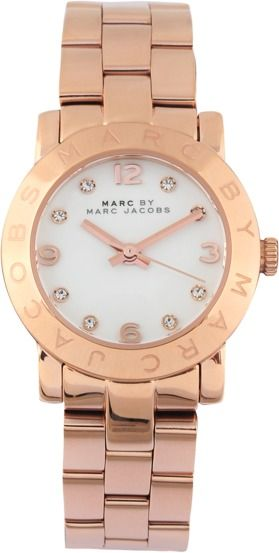Marc by Marc Jacobs Watch Amy MBM3078 on shopstyle.com