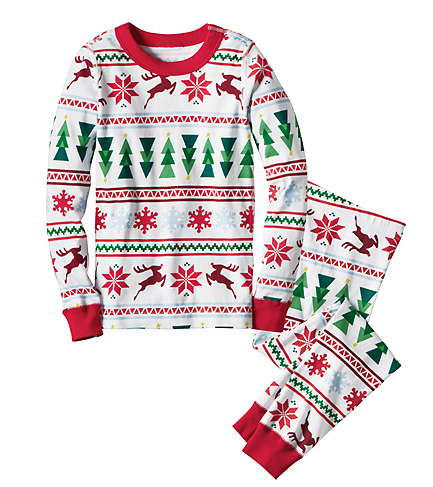 25 Super Cute Christmas Pajamas for Kids  3e5fc6acf