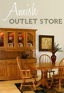 Special Offer from Amish Outlet Store: Get up to 33% Off ...