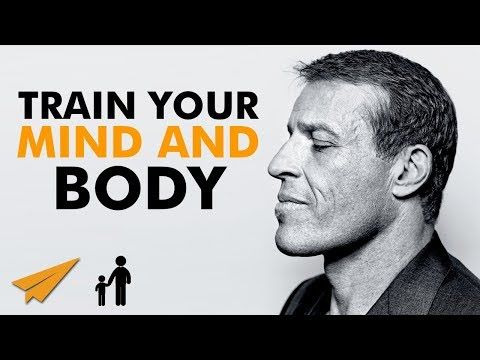 How many of you have your mind and body trained? video ...