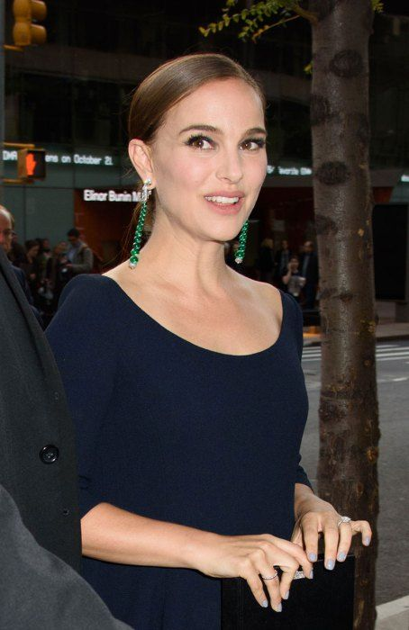 """Outside Arrivals for """"Jackie"""" Screening-NY"""