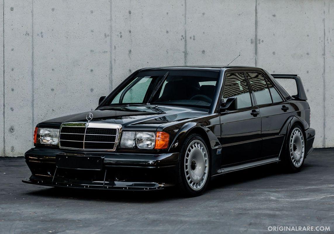 1990 Mercedes Benz 190 E 2 5 16v Evolution Ii Classic Driver
