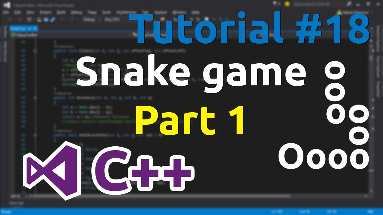 C tutorial 18 simple snake game part 1 for coders c tutorial 18 simple snake game part 1 baditri Gallery