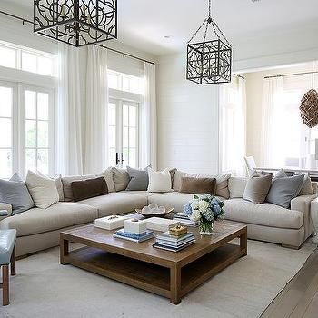 If you buy from a link, we may earn a commission. oatmeal colored couch living room | best interior design ...
