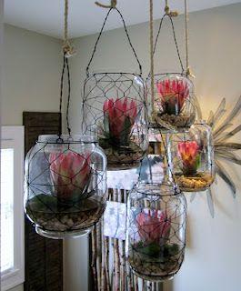 hanging water gardens