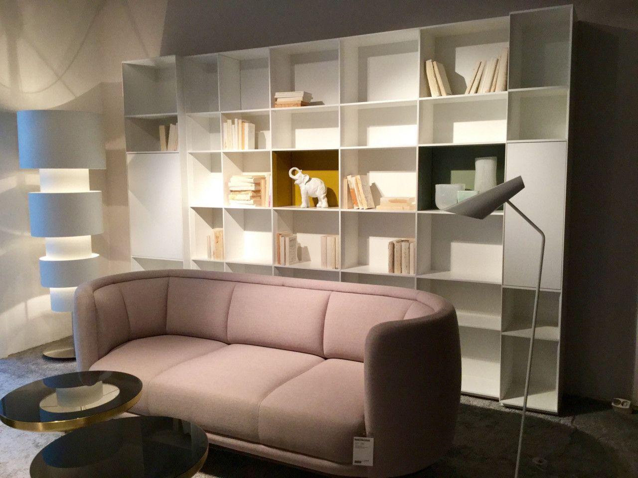 regal pur von @piure #lack #weiss #designermöbel #wohnzimmer