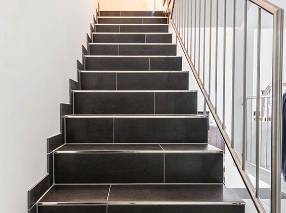 Porcelain Tile Stairs   Google Search