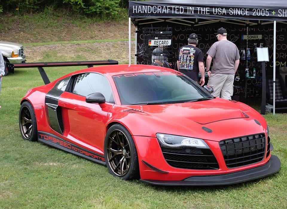 Topspeed Motorsports Widebody AUDI R8