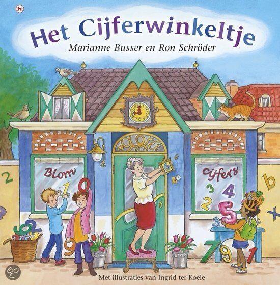 TOUCH this image: Cijferwinkeltje by Zonnewijzer Siddeburen