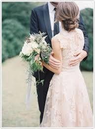 Image result for blush lace wedding dress
