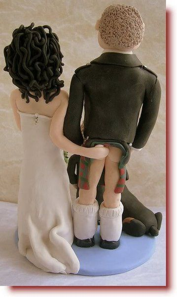 1000 images about figurines gateaux de mariage on pinterest party cakes google and couple - Figurine Mariage Humoristique