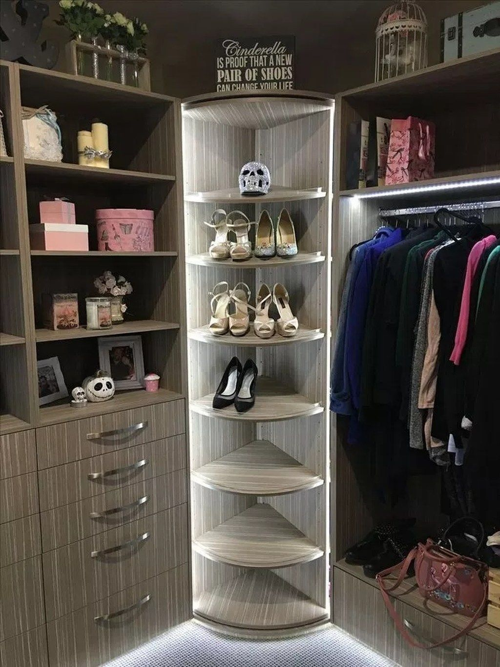 Latest Shoes Rack Design Ideas To Try 31 In 2020 With Images