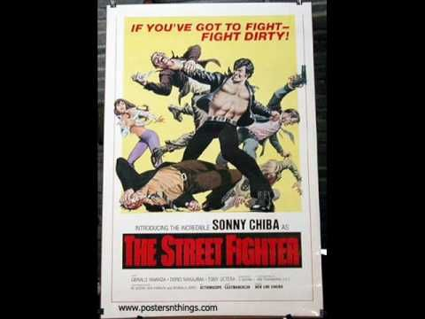 The Street Fighter - Theme Song (1974) - Sonny Chiba