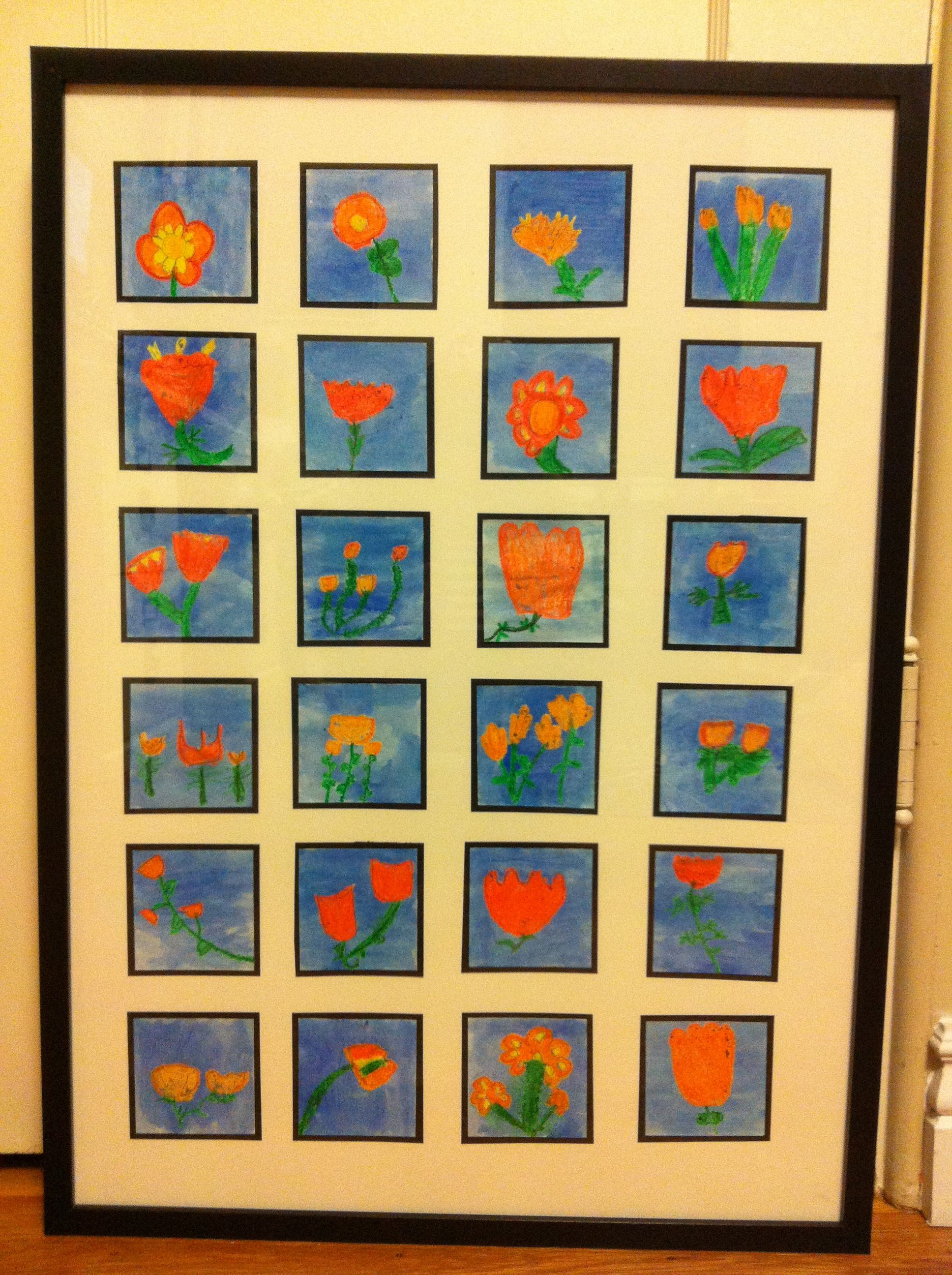 Class Art Projects Auction