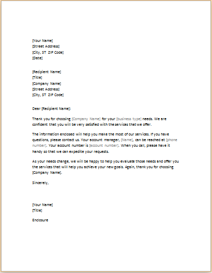 sle thank you letter to choosing our hotel 28 images