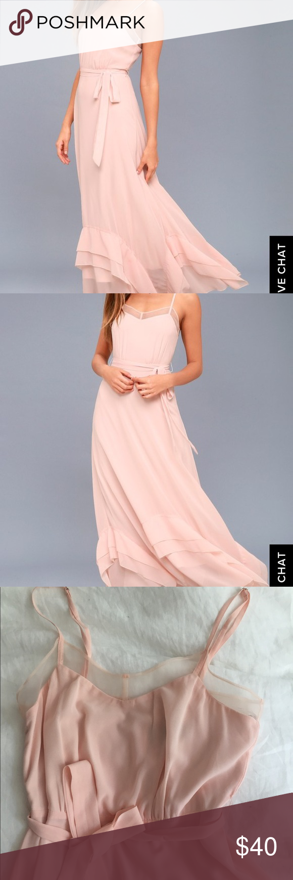 Lulus wedding guest dress  BlushLight pink dress in   My Posh Picks  Pinterest  Dresses