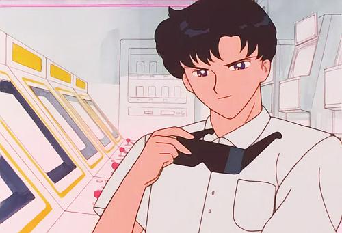 sailor moon screencaps Chiba Mamoru
