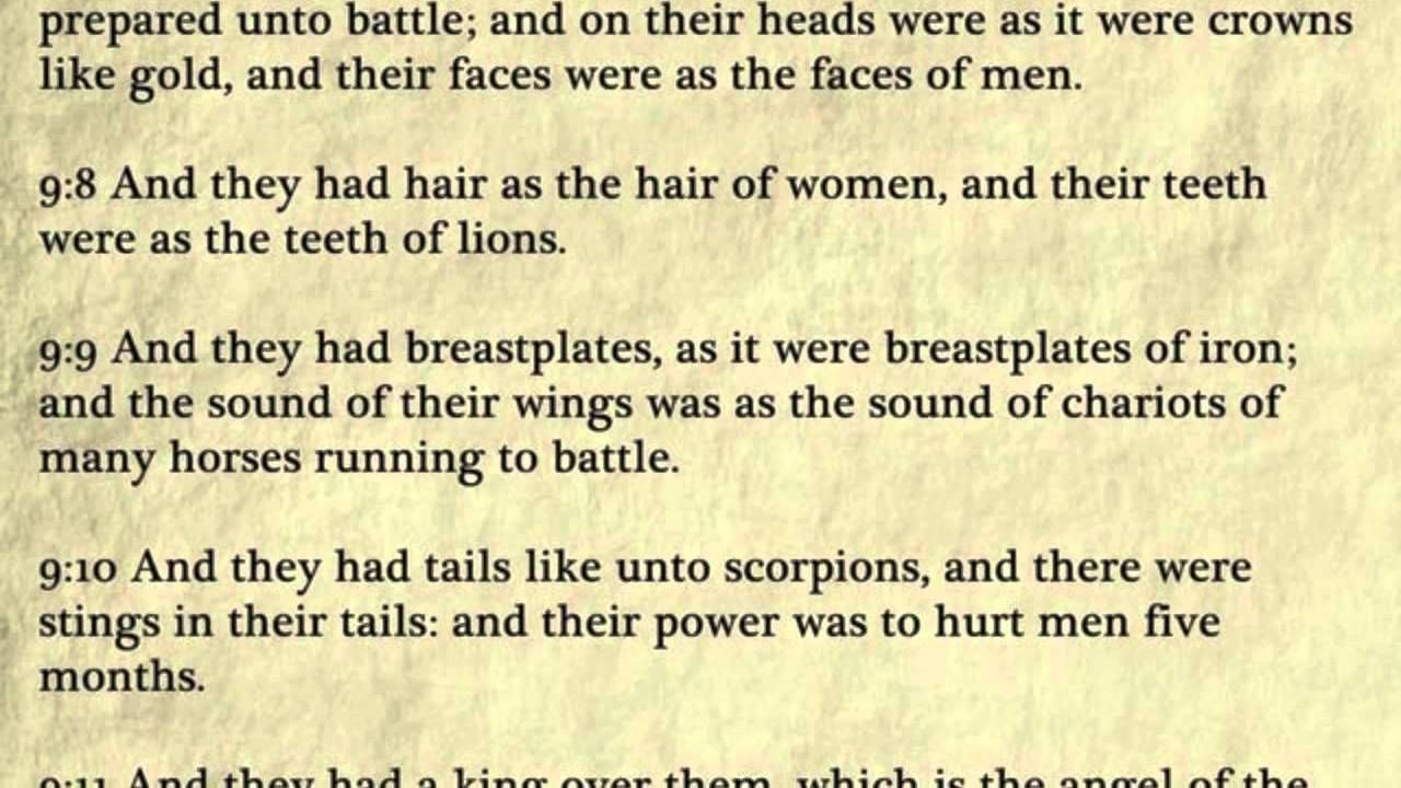 Revelation - King James Bible, New Testament (Audio Book