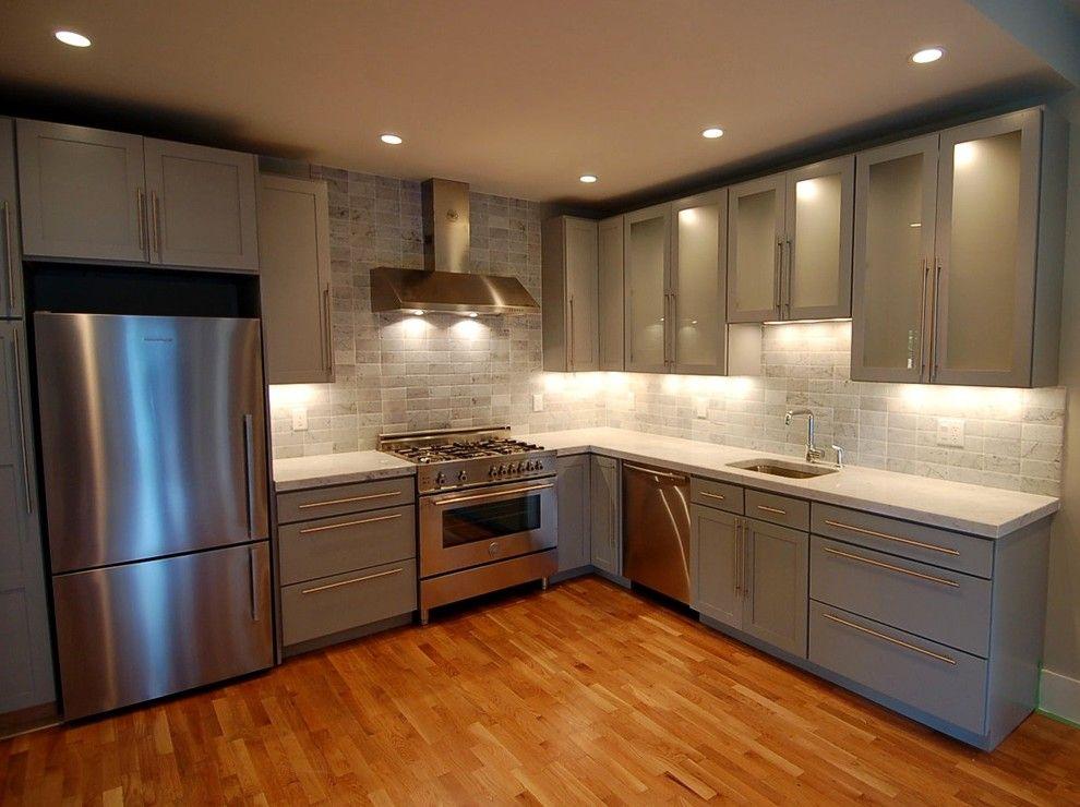 Kitchens - contemporary - kitchen - other metro - Melissa Miranda Interior Design
