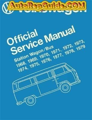 Download Free Volkswagen T2 Bus Wagon Repair Manual Image By Autorepguide Com Volkswagen Station Wagon Volkswagen Transporter