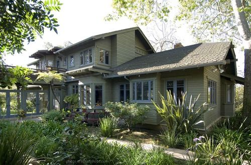 Greene Greene Mabel And Thomas Gould Jr House Ventura