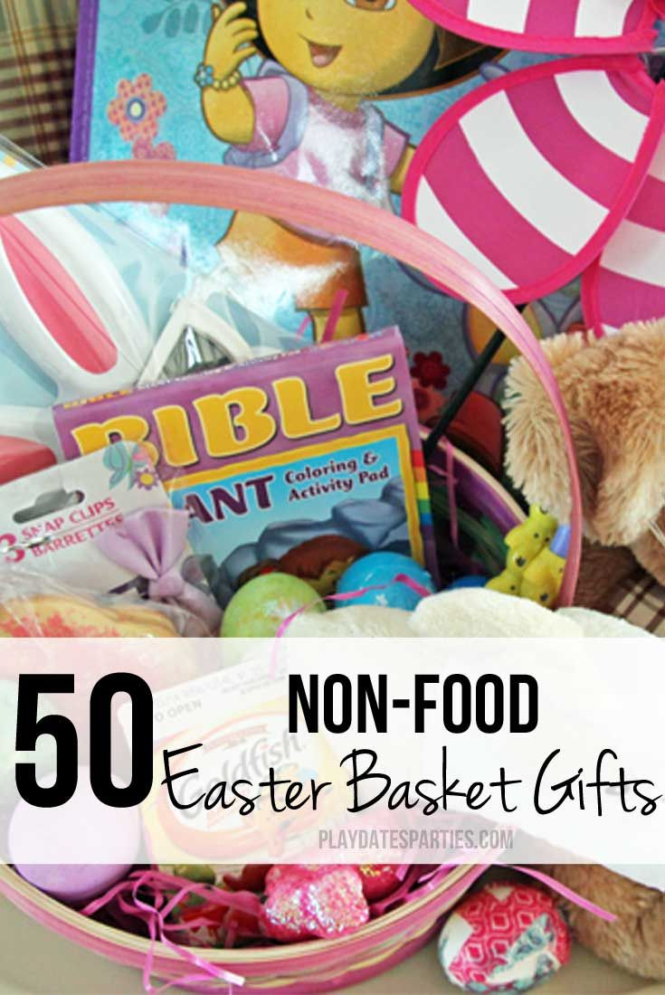 50 non food easter basket gifts basket gift easter baskets and 50 non food easter basket gifts negle Gallery